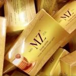 Minzol Soap White Honey Arbutin Collagen Gold สบู่มินโซว คุณค่าแห่งทองคำ และน้ำผึ้ง