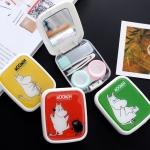 กล่องใส่คอนแทคเลนส์ - MOOMIN contact lens box