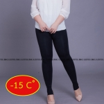 [350g]เลกกิ้งกันหนาว ไซส์ใหญ่ เอว30-36 ผ้าบุขนหนาอย่างดี อุณหภูมิ 10C ถึง -15C