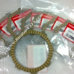 ผ้าครัช Honda Sonic 125,CBR 150,Wave 110,Nova แท้