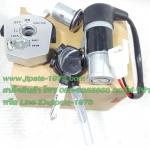 (Honda) ชุดสวิทช์กุญแจ ชุดใหญ่ Honda Sonic 125 ปี 2004 แท้