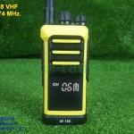 GP-T98 วิทยุสื่อสารโปรแกรมความถี่ VHF136-174MHz. 16CH.FM.(ยักแคระน้อย)