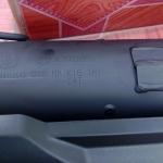 ท่อไอเสีย Honda Zoomer แท้