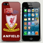 liverpool iphone4/4s case pvc