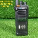 SenHaiX GT-10 B VHF 136-174 MHz. 12W. 199CH. แรงๆ