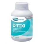 Mega We Care D-Toxi 30 Capsules