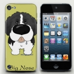 Big Nose iPod touch5 Case