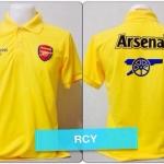 เสื้อโปโล อาร์เซนอล สีเหลือง RCY