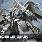 HG 1/144 R06 MOBILE GINN