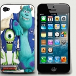Monster U. iPhone4/4s case pvc.