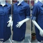 (H1218) ชุดแซ็กผ้าcotton