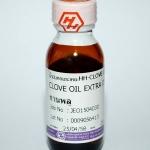 น้ำมันการพลู (Clove Oil) สำหรับวางยาสลบปลา