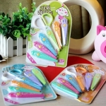 ชุดกรรไกร children's art lace scissors