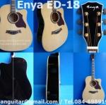 กีต้าร์โปร่งชายเว้า Enya รุ่น ED18