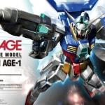 HG 1/144 Gundam Age-1 Normal