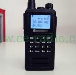 MOTO XIR860 GP-306 เครื่องสีดำ กันน้ำ 136-174/240-260 MHz.