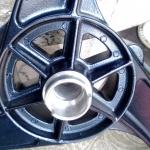 วงล้อแม็ก หน้า Kawasaki ZX 150 แท้