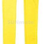 ปลอกแขนกัน UV size M : Yellow moon