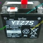แบตเตอรี นี่ห้อ GS YUAZA รุ่น YTZ 7 S