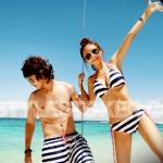 Pre Order : ชุดว่ายน้ำ คู่รัก QY01