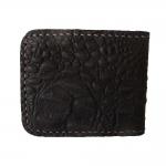 Very Nice Cowhide Leather BiFold Wallet For You กระเป๋าสตางค์ แบบ 2 พับ แบบหนังอัดลายหนังจระเข้สวยเก๋สะดุดตาหนังนิ่ม นุ่มมือ