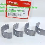 (Honda) ชุดแผ่นรองลื่นเพลาข้อเหวี่ยง (ชาร์ปอก) Honda CBR 300 R แท้