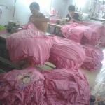 งานสกรีนเสื้อ (บล๊อกสกรีน)