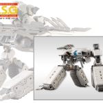 M.S.G Modeling Support Goods - Gigantic Arms 03 Moveable Crawler