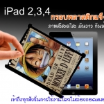 one piece iPad2,3,4 hard case