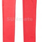ปลอกแขนกัน UV size S : Red scarlet