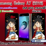One Piece Samsung Galaxy A7 2016 Case PVC