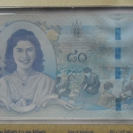 ธนบัตร 80 บาท 80 พรรษา พระราชินี