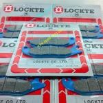 ผ้าดิสค์เบรคหน้า Locte สำหรับ รถจักรยานยนต์รุ่น Wave 125 และ Sonic,CBR 150