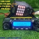โปรโมชั่น!!HIMAX HM-144D วิทยุสื่อสารโมบายติดรถ,ประจำที่ เครื่องดำ VHFมี ปท.