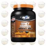 Proflex Whey Protein Concentrate Thai Tea โปรเฟลค เวย์ โปรตีน คอนเซนเทรต ชาไทย