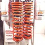 (Airrox) โช้คอัพหลังคู่ YSS รุ่น G-Plus สำหรับ Yamaha Airrox