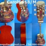 กีต้าร์โปร่ง Carols รุ่น 918/M