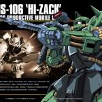 HG 1/144 Hi-Zack