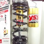(Click,Mio) โช้คอัพหลังเดี่ยว YSS รุ่น K Series สำหรับ Honda Click,Scoopy i