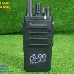 MOTO GP-689VHF136-174MHz.6.5Wวิทยุสื่อสารโปรแกรมช่อง99CH