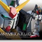 [RG] RX-178 Gundam MK-II AEUG