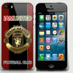manchester iphone4/4s case pvc