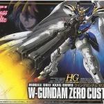 HG 1/144 WING GUNDAM ZERO CUSTOM
