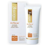 Smooth E Physical SunScreen SPF 52 40 g. White