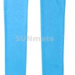 ปลอกแขนกัน UV size M : Placid blue