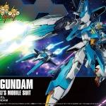 HGBF 1/144 A-Z Gundam