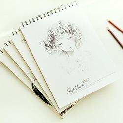 (Sketchbook) gifted girl sketch