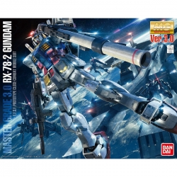 MG 1/100 RX-78-2 Gundam Ver. 3.0