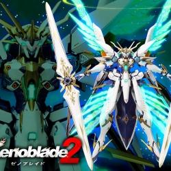 [Kotobukiya] - Xenoblade Chronicles 2 - Siren Plastic Model