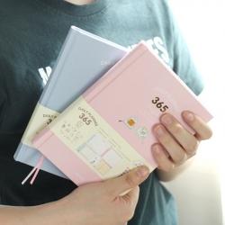 สมุดไดอารี่-365 Days Daily Planner